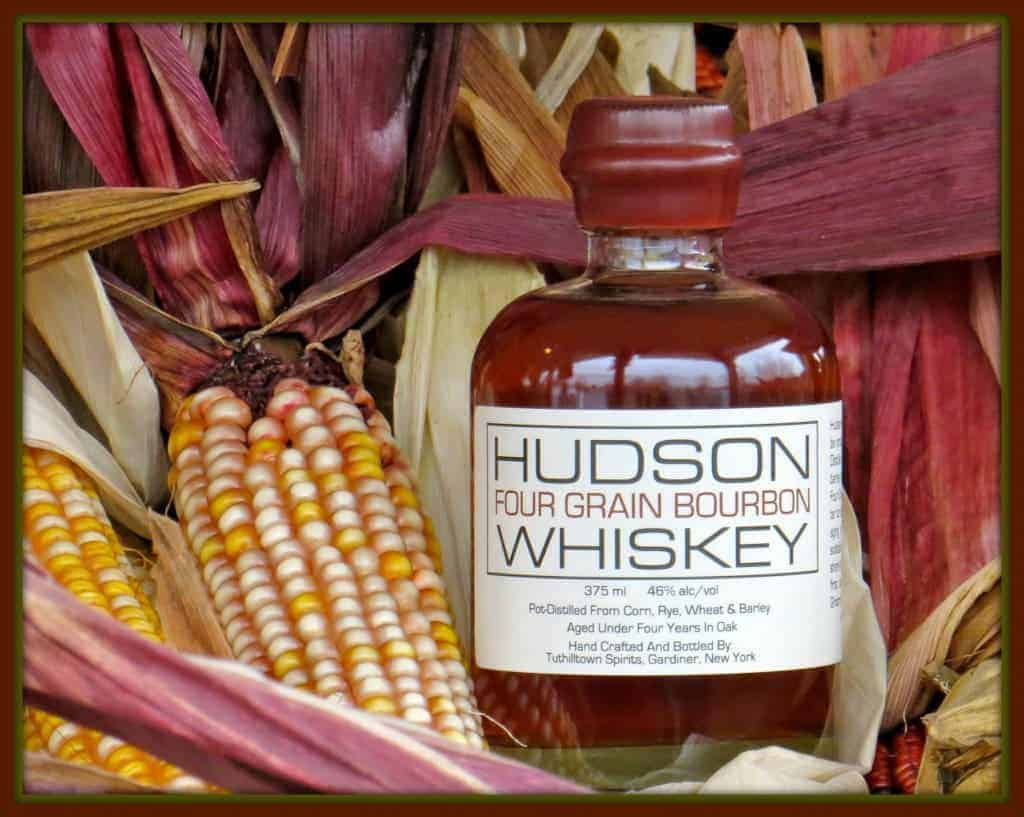 Hudson Whiskey bottle