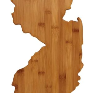 New Jersey Bamboo Cutting Board