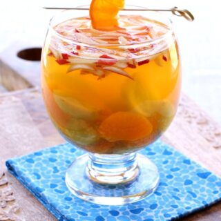 Blue Moon Sangria