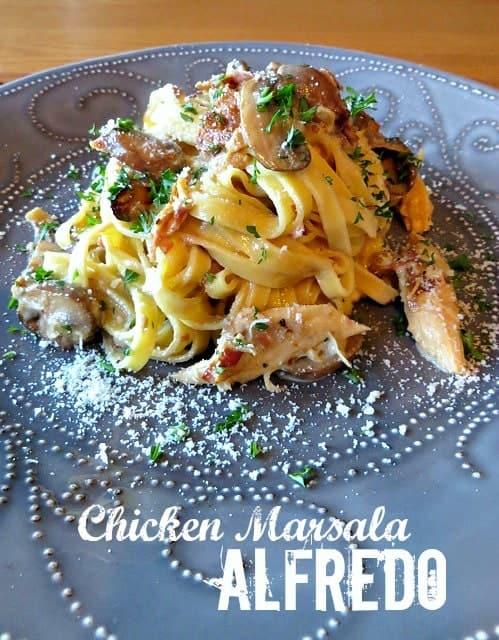 chickenmarsalaAlfredo