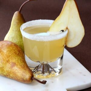 Pear Brandy Cocktail