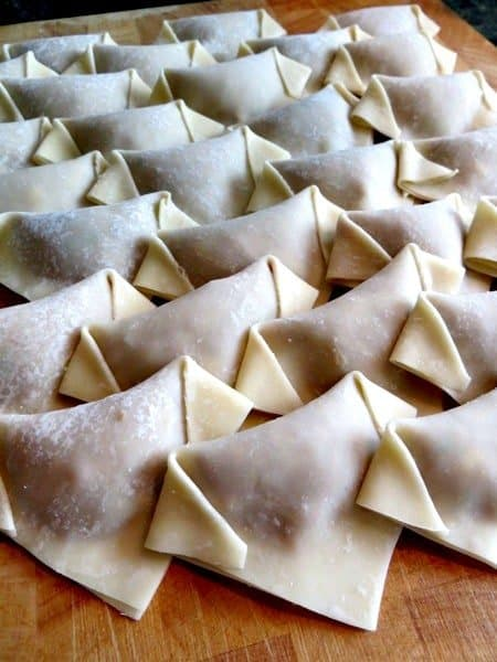How to Fry Pot Stickers pics