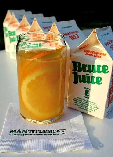 Bruce Juice Cocktail