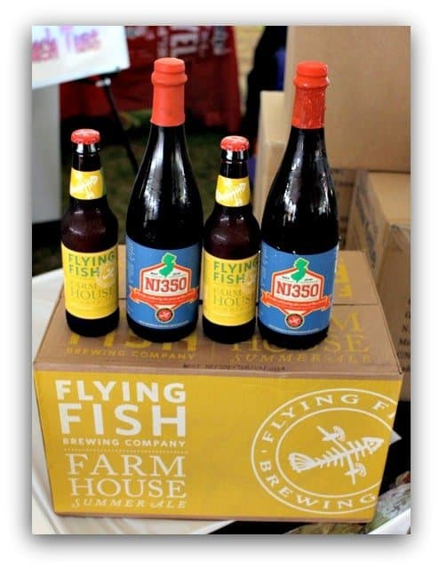 Flying Fish beer
