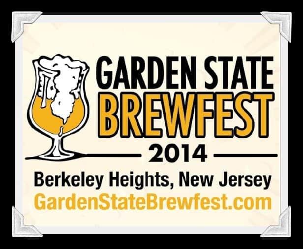 Garden State brewfest