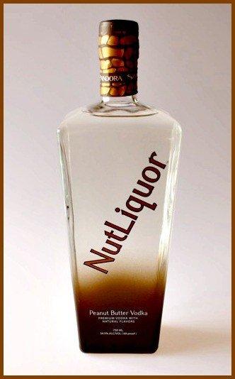 NutLiquor Peanut Butter Vodka - Mantitlement