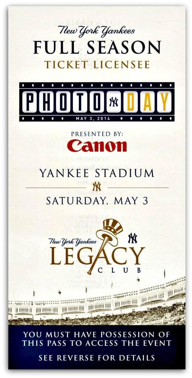 Yankee ticket