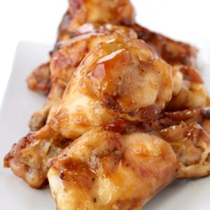 Chicken Marsala Wings
