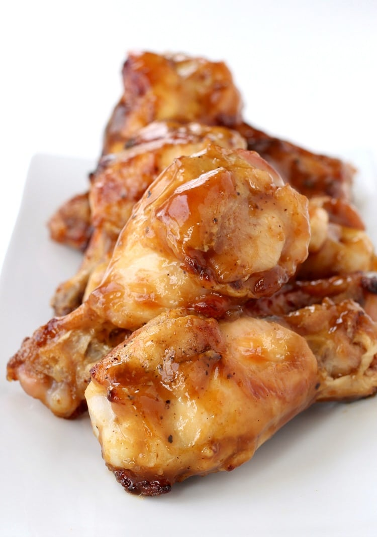 Baked Chicken Marsala Chicken Wings