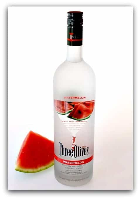 Three Olives Watermelon shadow