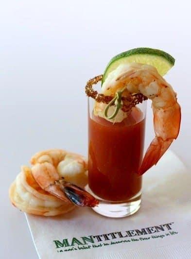 shrimp shooter