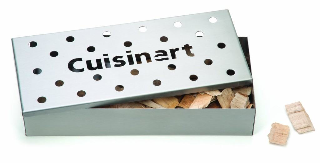 cuisinart smoker box