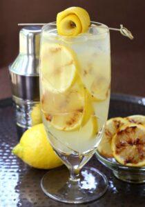 Grilled Spiked Lemonade