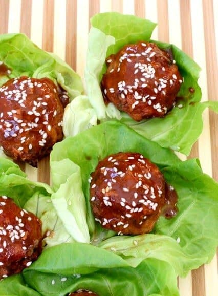 Crock Pot Asian Meatballs are a meatball recipe with Asian flavors