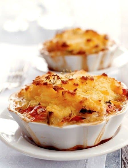 lobster sheperds pie