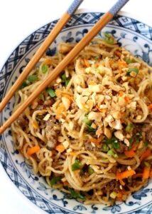 Spicy Dan Dan Noodles