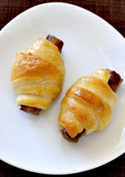 sausage crescent roll1