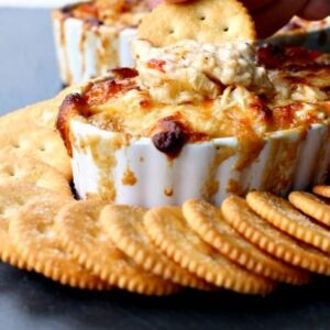 Try this Lobster Delight Dip for an inexpensive seafood appetizer!