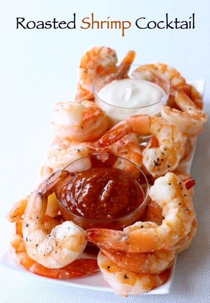 Shrimp With Cocktail Sauce Recipe