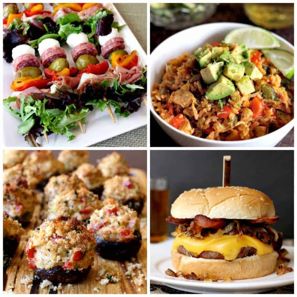 Best Recipes of 2014 collage