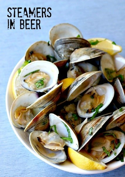 Steamed Clams In Beer Recipe