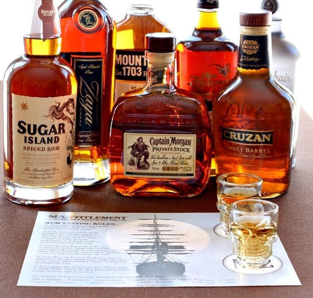 bottles-mat