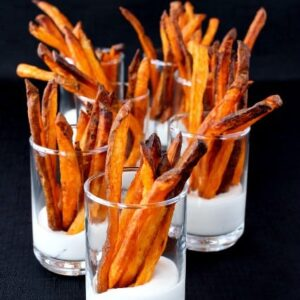 Easy Baked French Fries