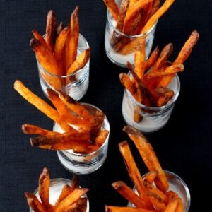 Baked French Fry Recipe