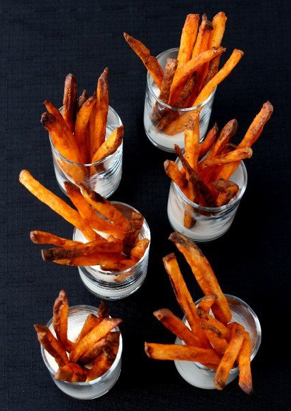 Baked Buffalo French Fry Recipe