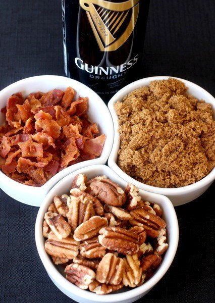 Guinness beer nuts ingredients