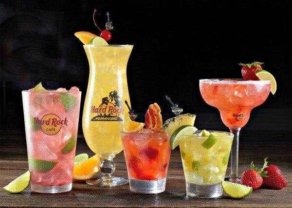 Hard-rock-cocktails