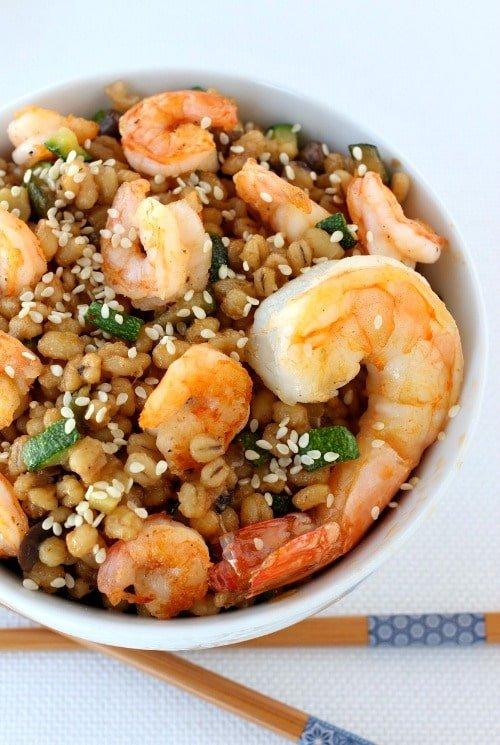 asian-shrimp-barley-bowl-top