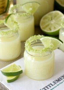 Lime Drop Shots