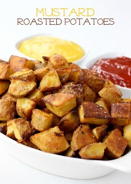 mustard-roasted-potatoes-hero - Mantitlement