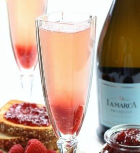 Jam Toast Cocktail