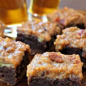 whiskey brownie recipe