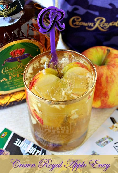 Crown Royal Apple Envy A Delicious Apple Flavored Whisky Drink