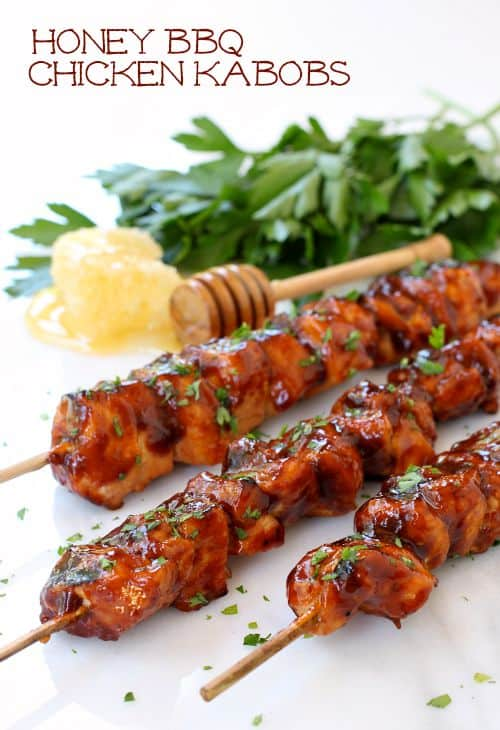 honey-bbq-chicken kabobs-hero
