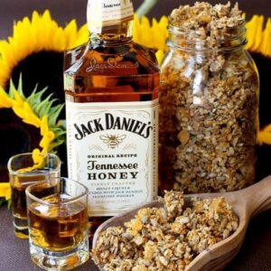 Sunflower Whiskey Granola | The Most Addictive Granola Recipe