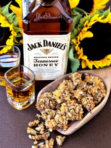 w granola recipe with whiskey