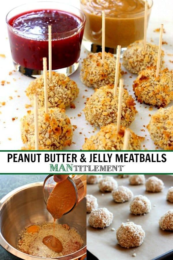 Jelly Chicken Meatball Appetizer Recipe