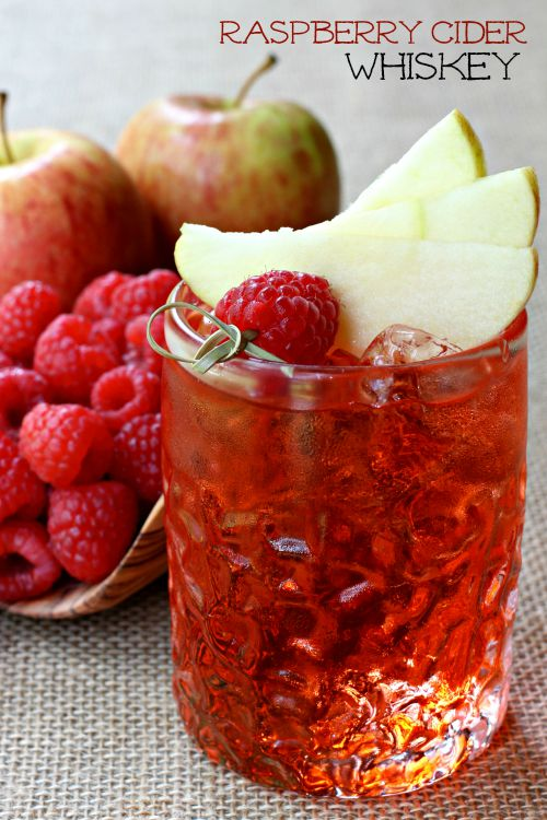 Raspberry Cider Whiskey featured image