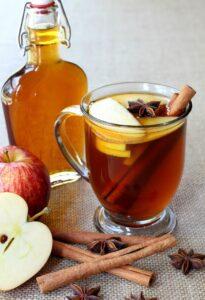 Apple Brandy Hot Toddie