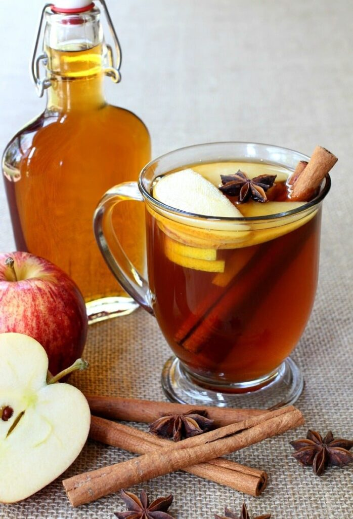 Head over to Food Fanatic to check out this Apple Brandy Hot Toddie ...