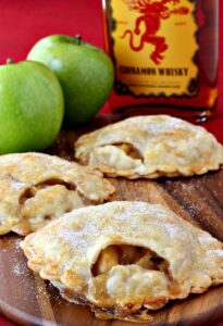 Fireball Whisky Apple Pies