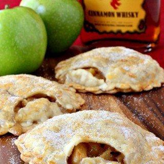 Fireball Whisky Apple Pies