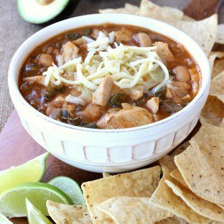 Spicy White Bean Turkey Chili