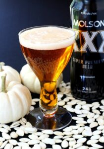 Pumpkin Beer Cocktail