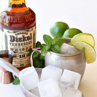 Tennessee Whisky Mule