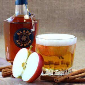 Big Apple Bourbon Cocktail